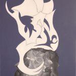 Reflexions. 38x46. 2014